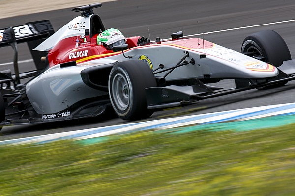 GP3 Testing report Pulcini ends GP3 Jerez test on top