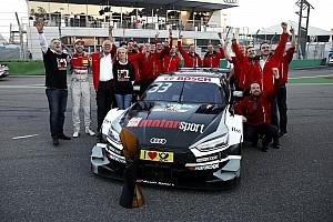 DTM News Team Rosbergs Erfolgsrezept: