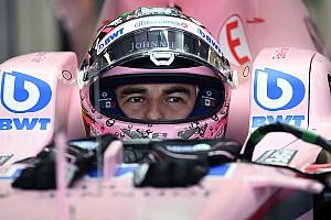 Fórmula 1 Noticias Pérez: