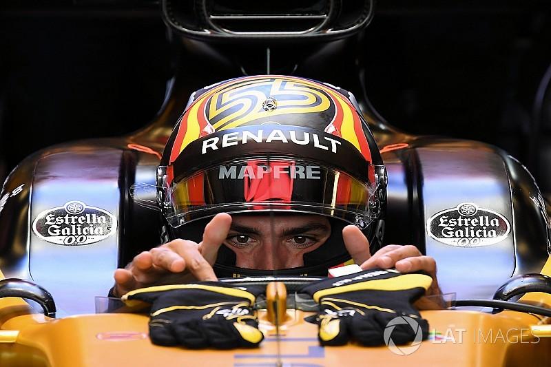 """""""Deshalb bin ich hier"""": Flüchtete Sainz vor Verstappen zu Renault?"""
