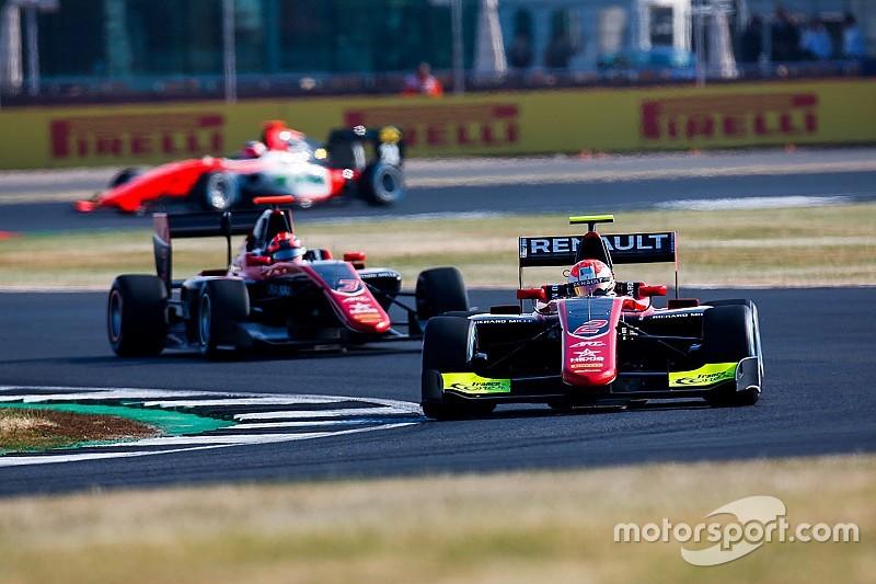 GP3 Silverstone: Hubert ilk kez pole'de