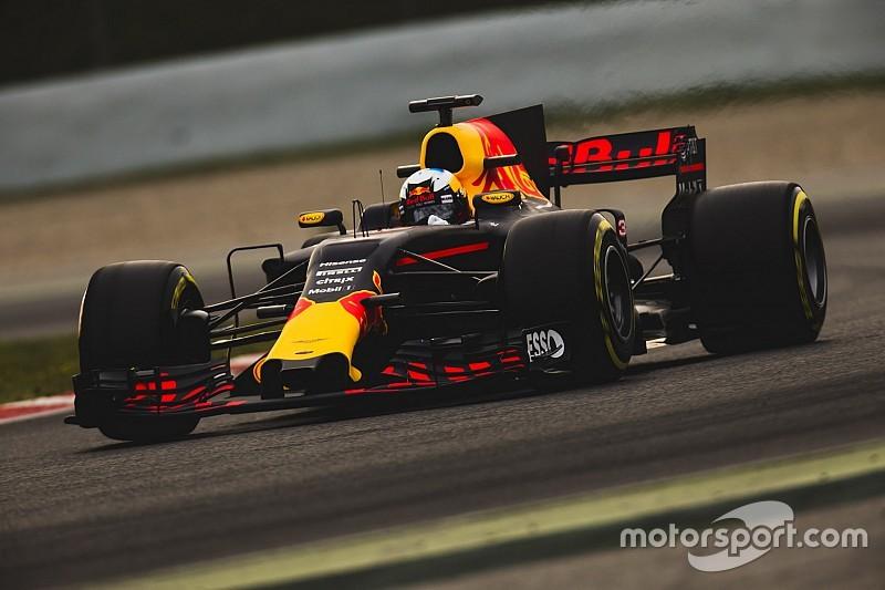 【F1】「まずは信頼性」とリカルド。レッドブル本領発揮は来週から?