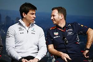 Limite de 3 moteurs: Mercedes renvoie Red Bull à ses responsabilités