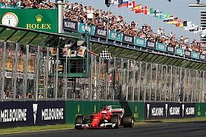 F1 Reporte de la carrera