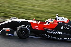 Formula Renault Gara Gabriel Aubry si impone in Gara 2 all'Hungaroring