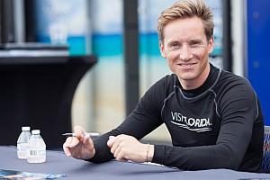WEC Breaking news DragonSpeed LMP1 rekrut Van der Zande
