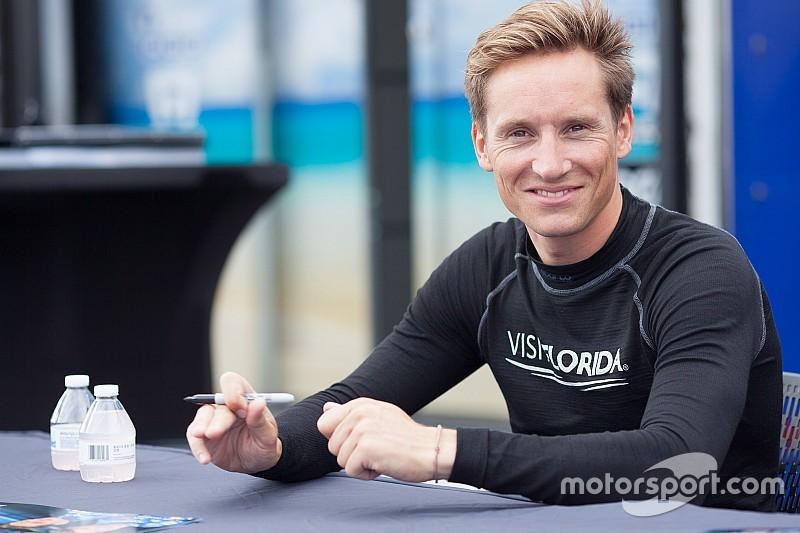 Van der Zande competirá con DragonSpeed en LMP1