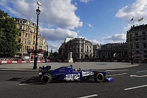 Current F1 cars allowed to do demo events in 2018