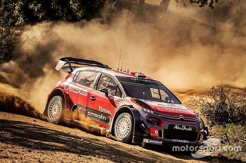 [WRC] 勒布不知道如何预期墨西哥站的表现
