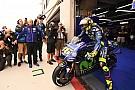 MotoGP Márquez fue el mejor en la primera práctica, con Rossi 18°