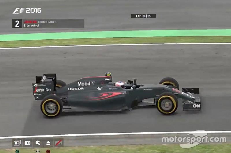 Macaristan GP'de takım emirleri mi uygulandı?