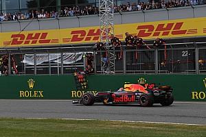"""Formule 1 Nieuws Verstappen blij dat reeks uitvalbeurten ten einde is: """"Dat is wel top"""""""