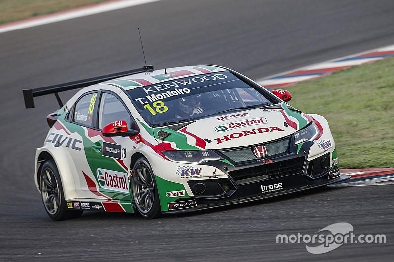 Monteiro quiere seguir con Honda en 2018