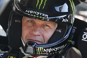 World Rallycross Actualités Davantage de blessures qu'annoncé dimanche pour Solberg