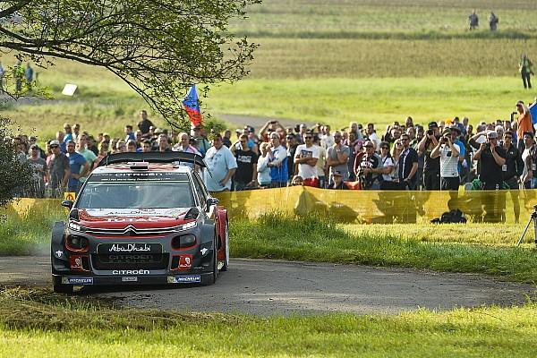 Almanya WRC: Mikkelsen liderliğe yükseldi, Ogier üçüncü