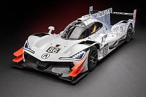 IMSA Noticias de última hora Acura revela su prototipo que correrá en IMSA con Penske