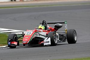 Євро Ф3 Репортаж з гонки Євро Ф3 у Сільверстоуні: Шумахер - найкращий новачок у гонці №2