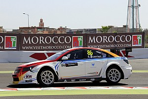 دبليو تي سي سي تقرير السباق دبليو تي سي سي: غيريري يحرز الفوز بالسباق الافتتاحي وبناني ينهي على منصة التتويج في المغرب