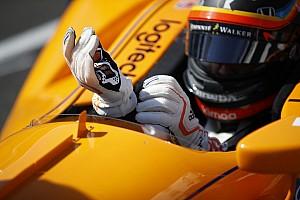 IndyCar Noticias de última hora Alonso espera entrar en la pelea por la pole
