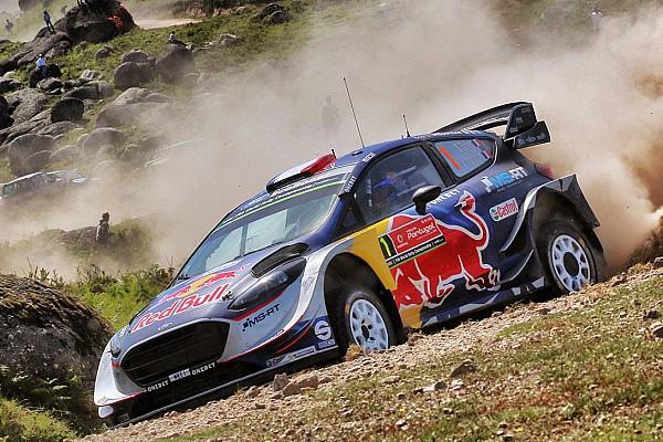 Ogier manda en el Rally de Portugal