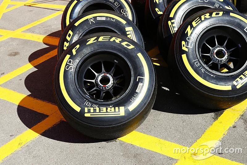 Pirelli umumkan pilihan kompon ban untuk GP Monako