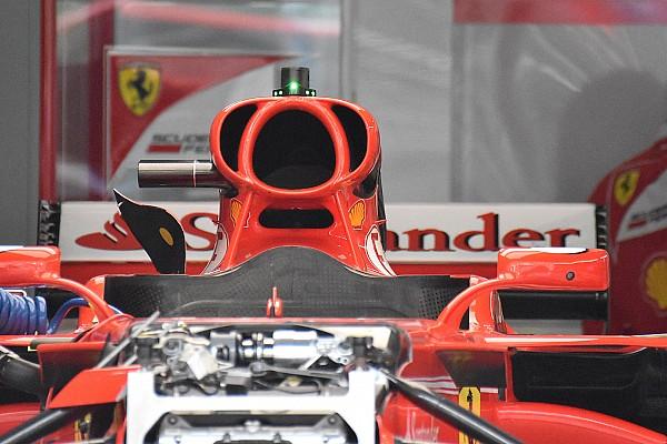 Gallery: Key F1 tech shots at Malaysian GP