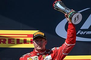 Räikkönen egy ideje már tudta, hogy maradhat a Ferrarinál 2018-ra