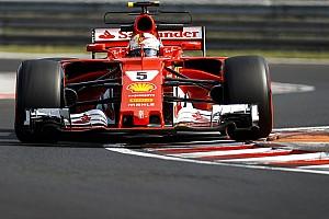 Fórmula 1 Crónica de test Vettel lidera la mañana y Kubica es séptimo