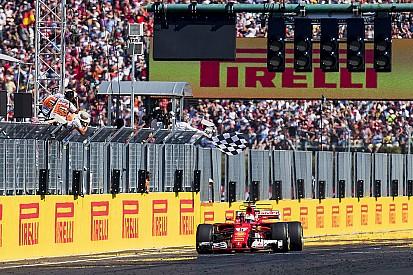 Formula 1 F1 2017 ilk yarı raporu: Vettel lider başladı lider bitirdi