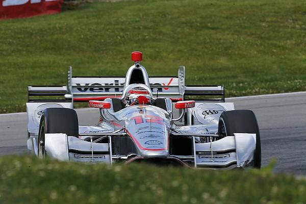 IndyCar IndyCar у Мід-Огайо: Пауер вирвав поул у Ньюгардена