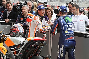 MotoGP Аналіз Гран Прі Америк: протистояння Маркеса і Віньялеса — початок