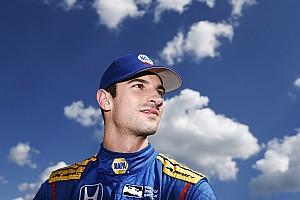 """IndyCar Entrevista Rossi: """"Alonso no tendrá problemas para ponerse al día"""""""