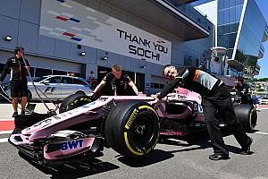 Fórmula 1 Noticias Force India confía en mejorar después de sus actualizaciones