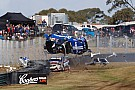 Supercars V8 Supercars opgeschrikt door zware klapper in Sandown