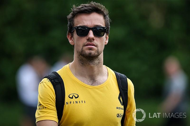 Palmer rechazó oferta para dejar a Renault en 2017