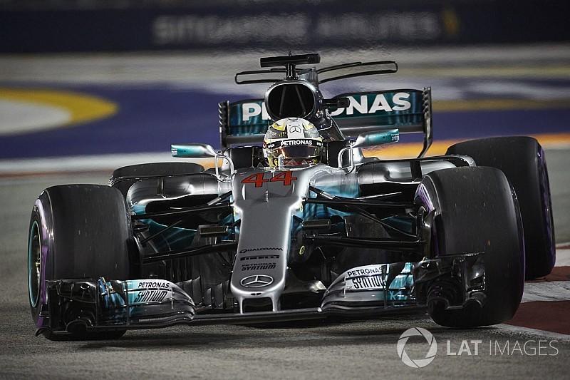 Analysis: F1 season run-in shows Hamilton not in clear yet