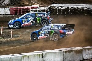 Rallycross-WM Rennbericht Rallycross-WM in Trois-Rivieres: 4. WRX-Saisonsieg für Kristoffersson