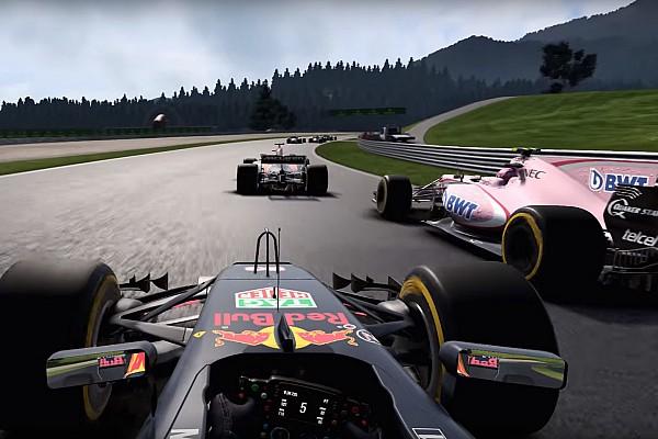 Sim racing Motorsport.com hírek F1 2017: ilyen a játék egy fullos videokártyával