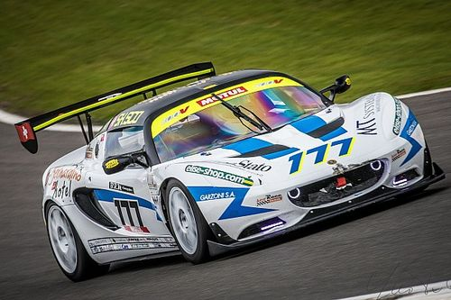 Lotus Cup Europe: Sharon Scolari regiert in Brands Hatch!