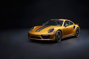 Prodotto Ultime notizie Porsche 911 Turbo S Exclusive Series, 607 CV per 500 fortunati