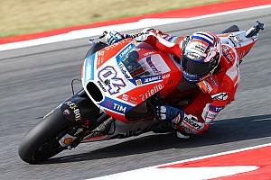 MotoGP Reactions Dovizioso: Keputusan tepat gunakan fairing standar