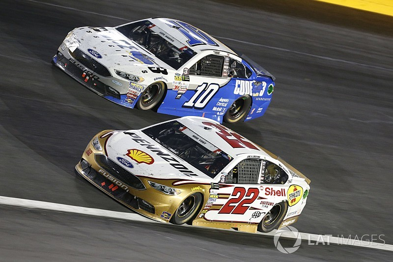 NASCAR Mailbag - Danica's future and Logano's struggles