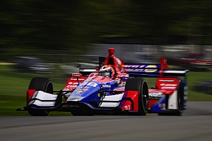 IndyCar Reporte de prácticas Rossi manda en la tercera práctica y Gutiérrez en 16°