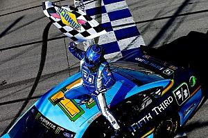 NASCAR Cup Entrevista Stenhouse dedica a Bryan Clauson su primera victoria en Cup