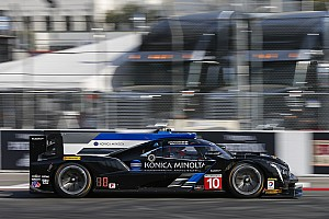 IMSA Qualifying report Long Beach IMSA SportsCar: Taylors continue domination