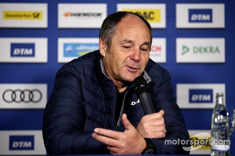 Бергер отказался проводить совместные гонки DTM и японской Super GT