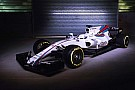 Formula 1 Williams, 2017 F1 aracı FW40'ın ilk