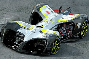 "Roborace Interview Roborace: ""This car is from the future, and it's here now"""