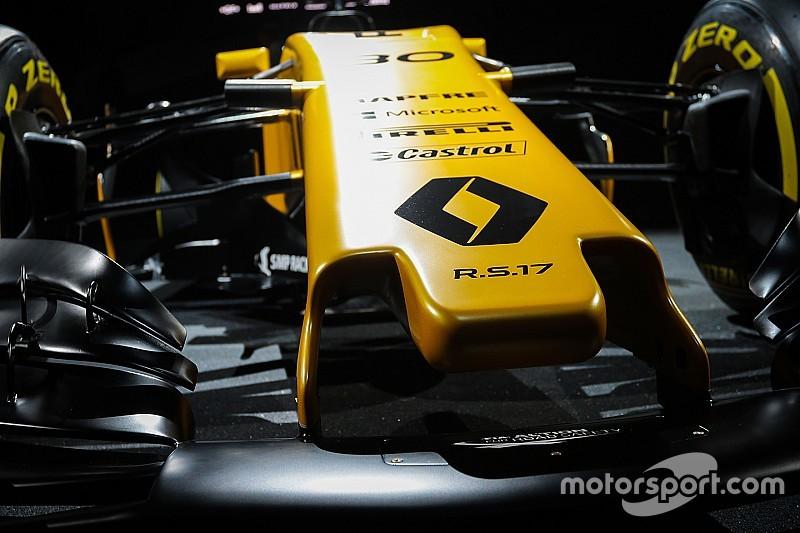 Renault націлилась на п'яте місце в новому сезоні Ф1