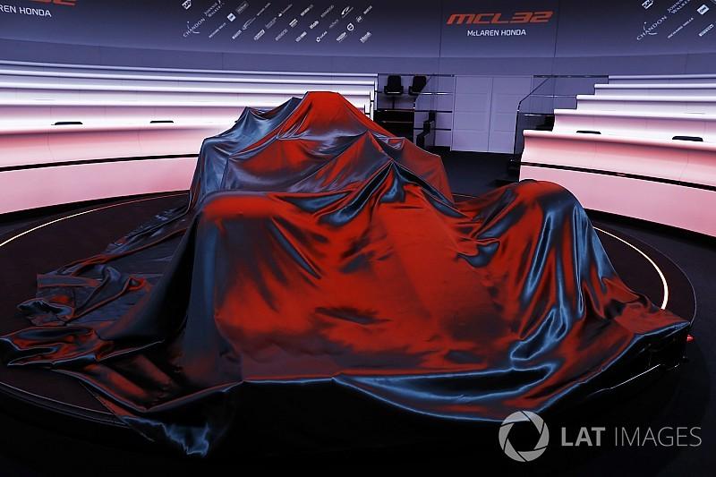 McLaren y Toro Rosso anuncian sus días de presentaciones